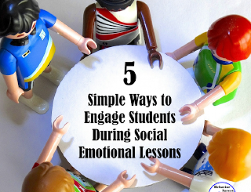 5 Simple Ways to Engage Students During Social Emotional Lessons
