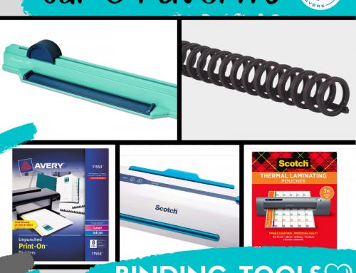 5 Binding Tools