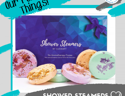Our Favorites: Shower Steamers